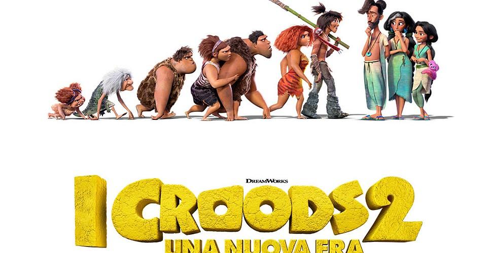 I croods 2 una nuova era