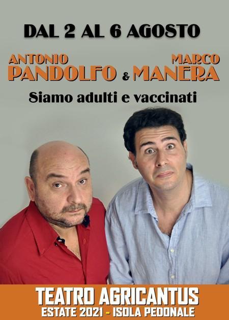 Siamo adulti e vaccinati