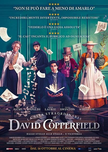 LA VITA STRAORDINARIA DI DAVID COPPERFIELD (THE PERSONAL HISTORY OF DAVID COPPERFIELD)