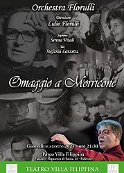 ORCHESTRA FLORULLI - OMAGGIO A MORRICONE