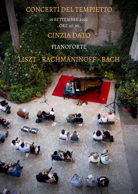 LISZT & RACHMANINOFF BACH