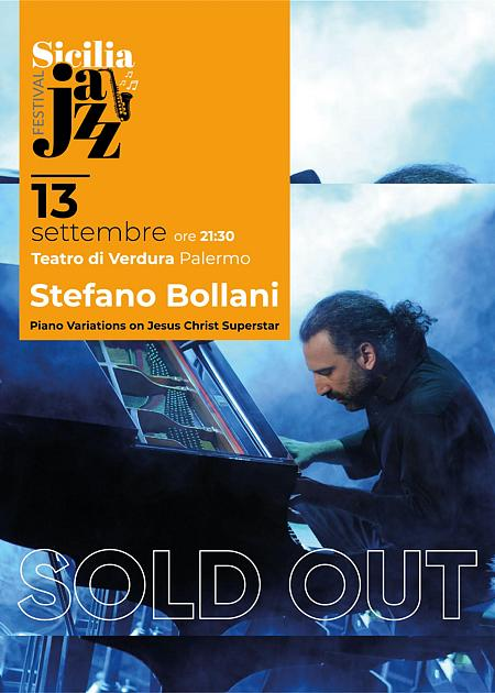 "Stefano Bollani ""Piano Variations on Jesus Christ Superstar"""