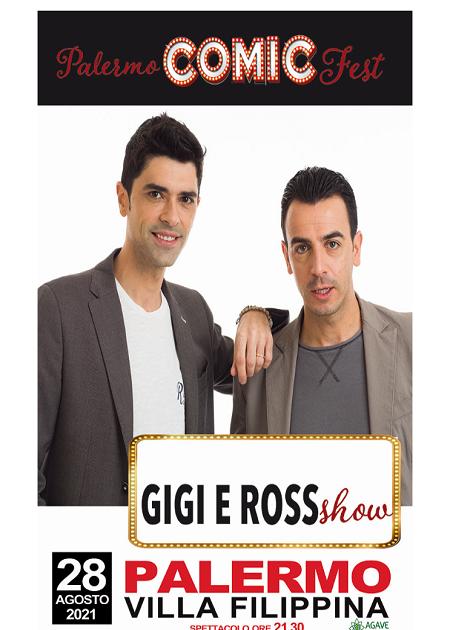 Gigi e Ross in Show