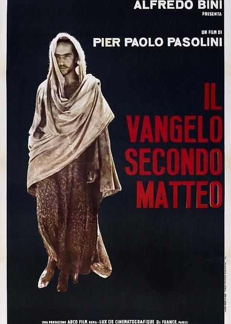 IL VANGELO SECONDO MATTEO (RIED.)
