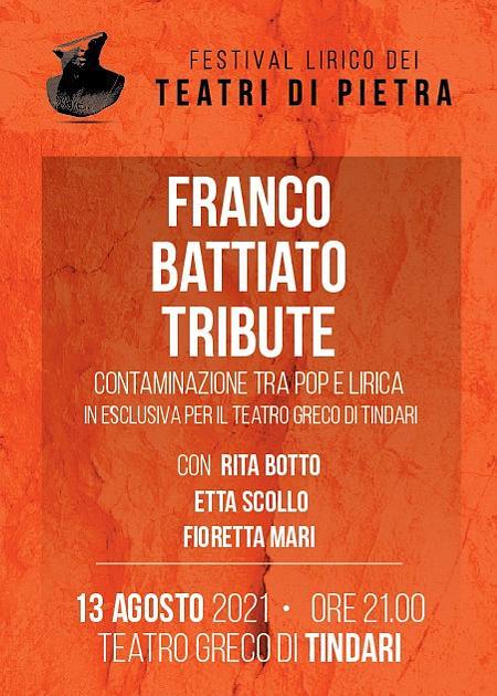Franco Battiato Tribute , contaminazione tra pop e lirica