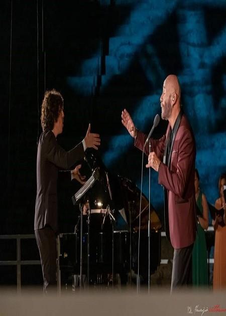 Mario Venuti e Coro Lirico Siciliano in Italian Love Songs