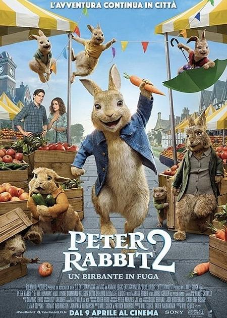 PETER RABBIT 2: UN BIRBANTE IN FUGA (PETER RABBIT 2: THE RUNAWAY)