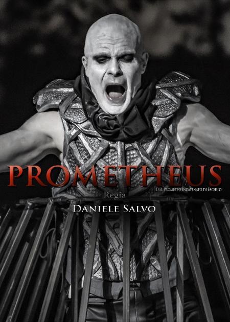 Prometheus dal Prometeo incatenato di Eschilo