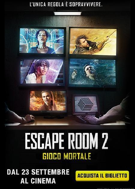 ESCAPE ROOM 2 (ESCAPE ROOM: TOURNAMENT OF CHAMPIONS)