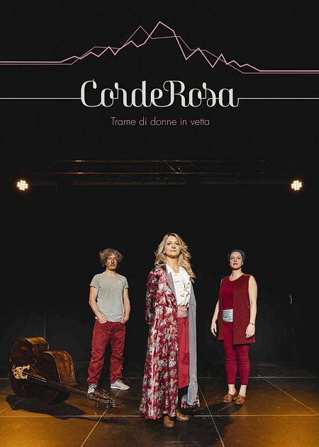 CordeRosa - Trame di donne in vetta