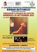 CONCORSO PIANISTICO BRUNO BETTINELLI
