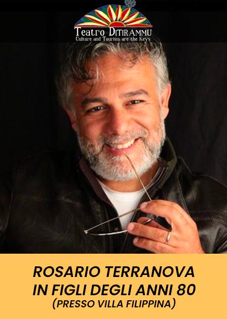 Rosario Terranova in Figli degli Anni 80