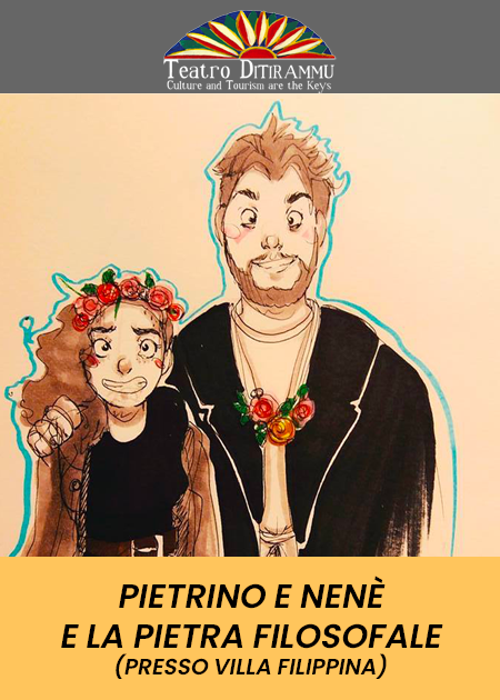 Pietrino e Nenè e la Pietra Filosofale
