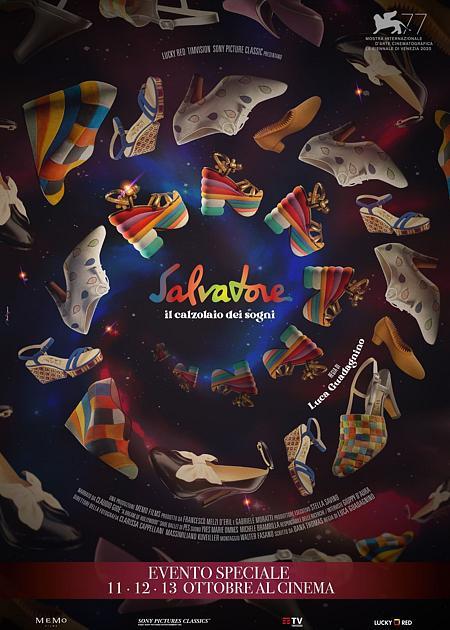 SALVATORE - IL CALZOLAIO DEI SOGNI (SALVATORE: SHOEMAKER OF DREAMS)