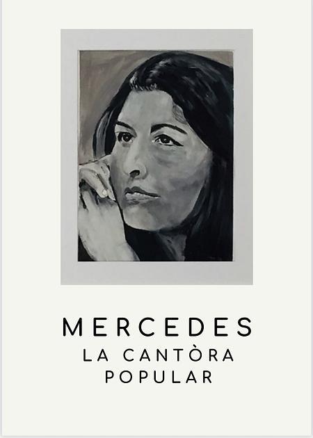 MERCEDES, LA CANTÒRA POPULAR
