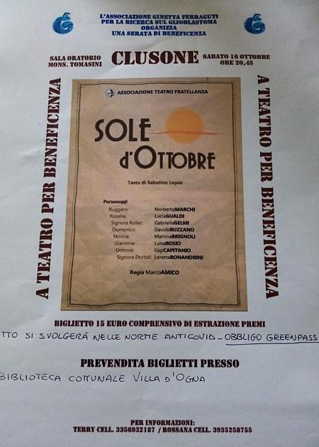 SOLE D'OTTOBRE