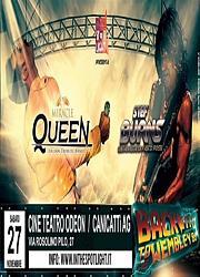 Miracle Queen + Stef Burns