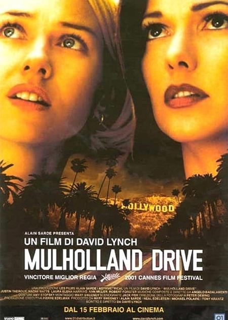 MULHOLLAND DRIVE (RIED. 4K)