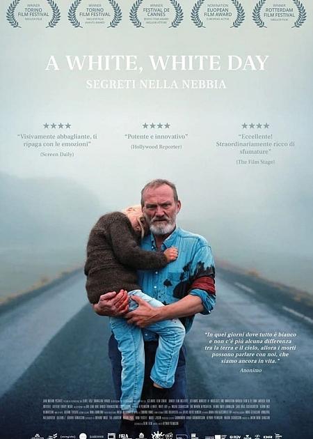 A WHITE WHITE DAY - SEGRETI NELLA NEBBIA (HVITUR, HVITUR DAGUR)