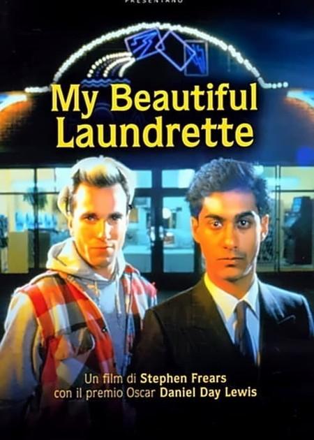 MY BEAUTIFUL LAUNDRETTE-La mia bella lavanderia