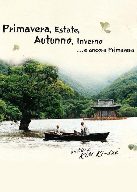 PRIMAVERA,ESTATE,AUTUNNO,INVERNO E ANCORA PRIMAVERA (SPRING, SUMMER, FALL, WINTER AND SPRING)