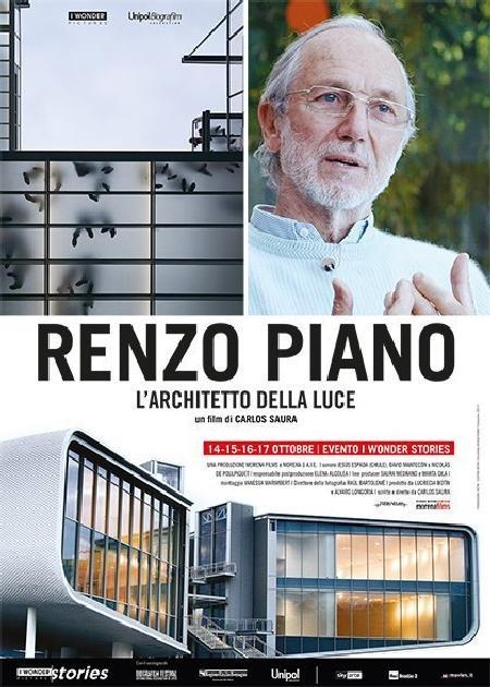 RENZO PIANO: L'ARCHITETTO DELLA LUCE (RENZO PIANO: THE ARCHITECT OF LIGHT)