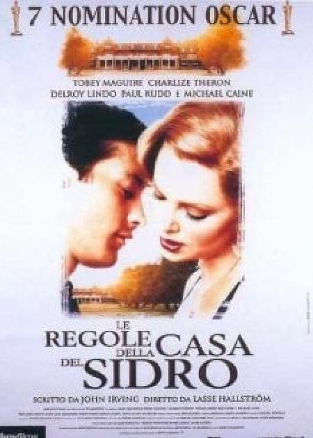 LE REGOLE DELLA CASA DEL SIDRO (THE CIDER HOUSE RULES)
