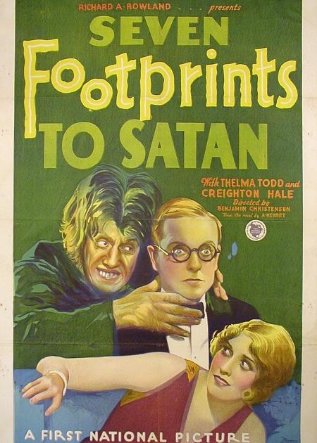 Seven Footprints To Satan.