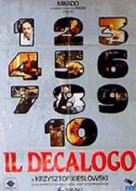 IL DECALOGO CINQUE-SEI (DEKALOG PIEC-DEKALOG SZESC)