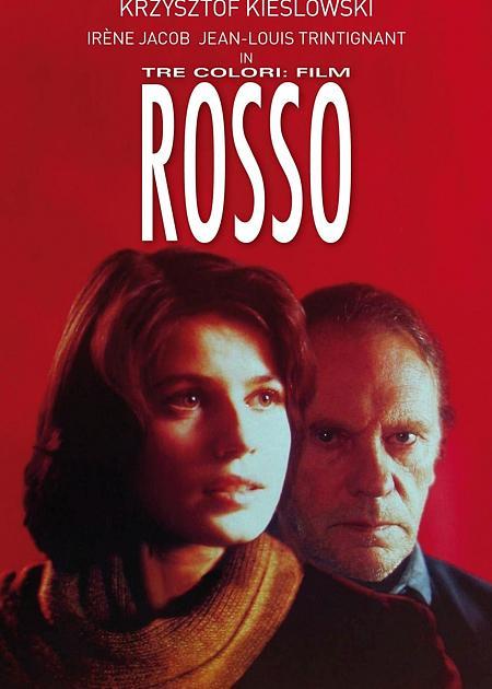 TRE COLORI - FILM ROSSO (TROIS COULEURS: ROUGE)