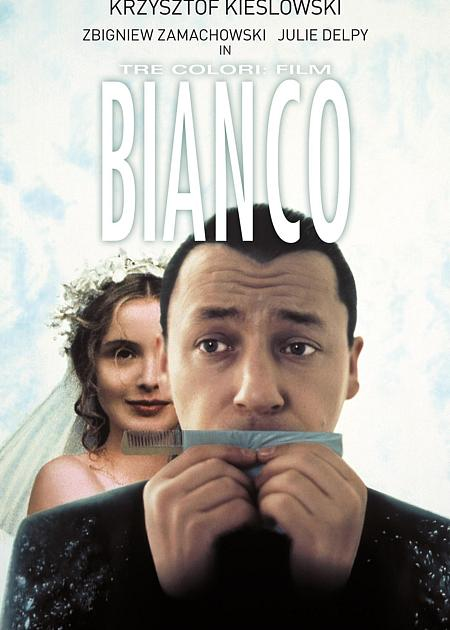 TRE COLORI - FILM BIANCO (TROIS COULEURS: BLANC)