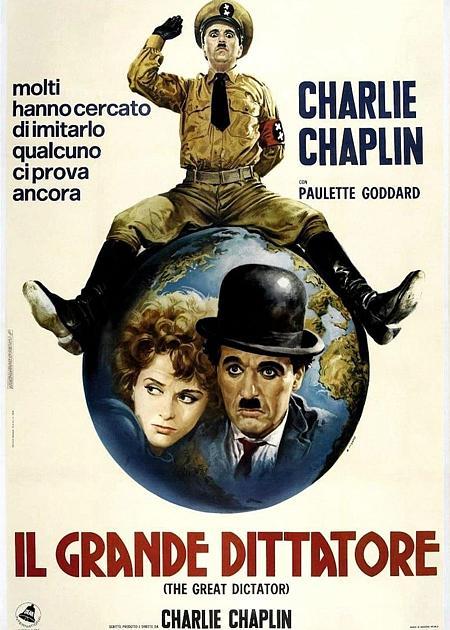IL GRANDE DITTATORE (THE GREAT DICTATOR) (RIED.)