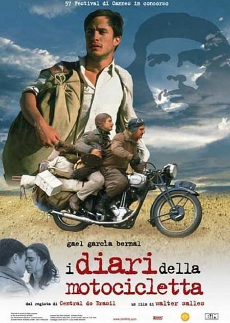 I DIARI DELLA MOTOCICLETTA (THE MOTORCYCLE DIARIES)