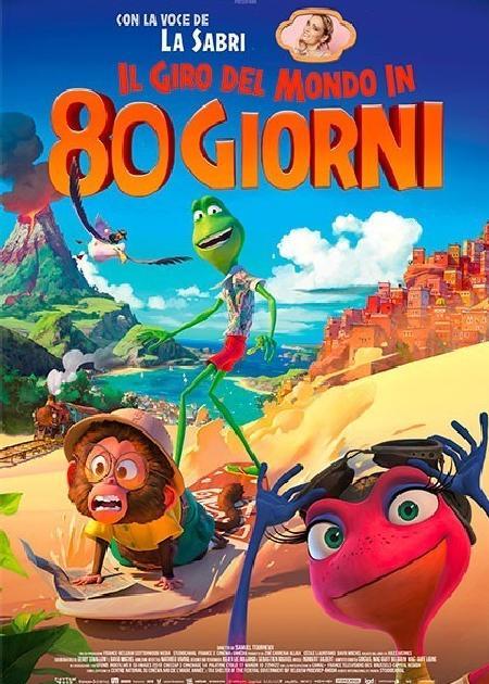 IL GIRO DEL MONDO IN 80 GIORNI (LE TOUR DU MONDE EN 80 JOURS)