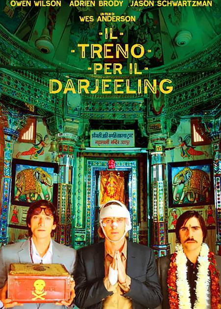 IL TRENO PER IL DARJEELING (THE DARJEELING LIMITED)