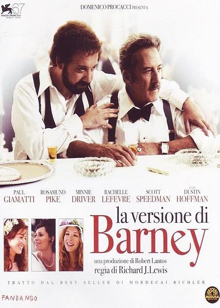 LA VERSIONE DI BARNEY (BARNEY'S VERSION)