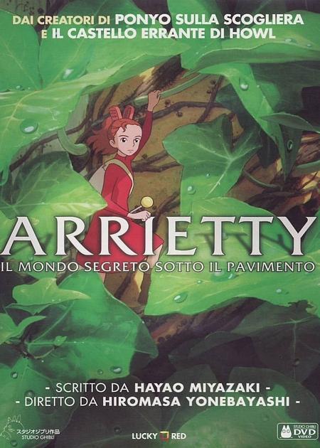 ARRIETTY - IL MONDO SEGRETO SOTTO IL PAVIMENTO (KARI-GURASHI NO ARIETTI)