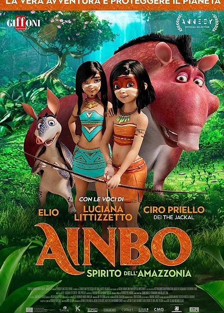 AINBO SPIRITO DELL'AMAZZONIA