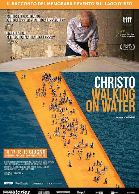 CHRISTO - WALKING ON WATER