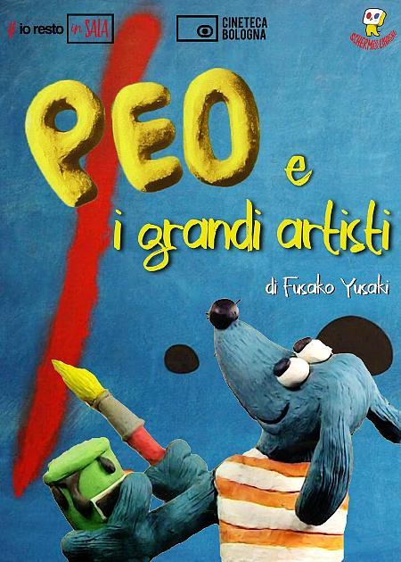 PEO E I GRANDI ARTISTI