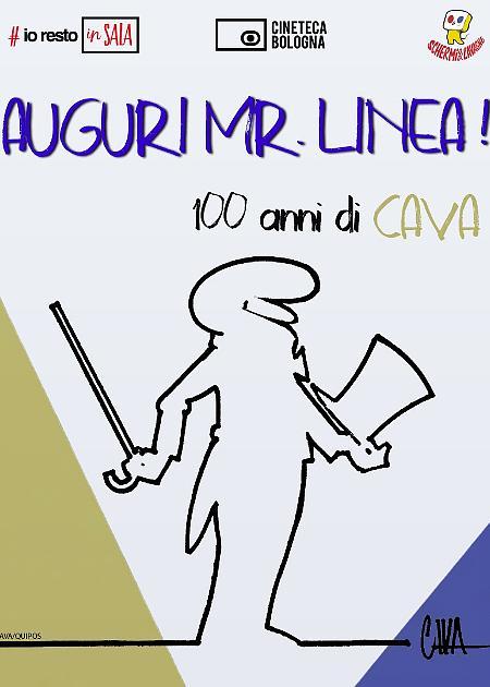 AUGURI MR.LINEA!100 ANNI DI CAVA