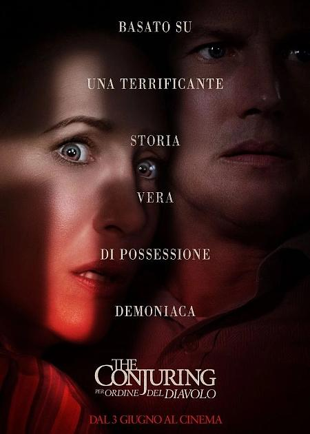 THE CONJURING 3 (1H51)