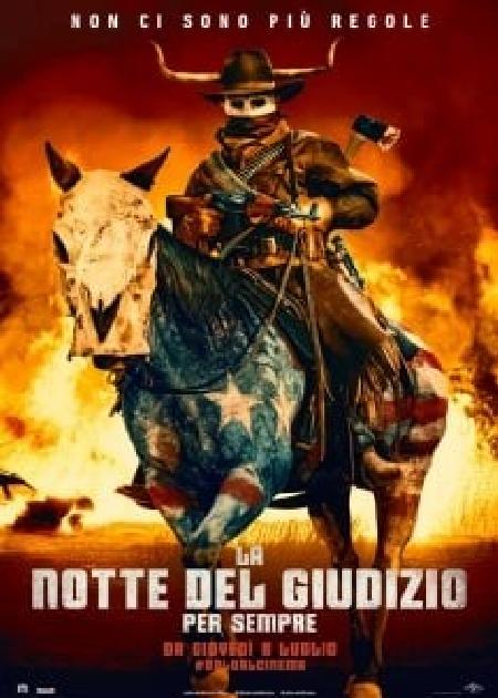 LA NOTTE DEL GIUDIZIO PER SEMPRE (THE FOREVER PURGE)