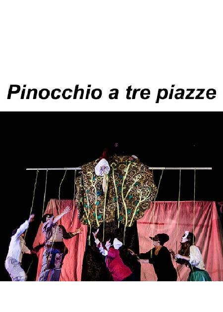 Pinocchio a tre piazze
