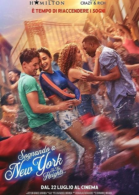 SOGNANDO NEW YORK - IN THE HEIGHTS (2H20')