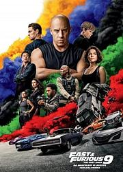 FAST & FURIOUS 9 - VOS