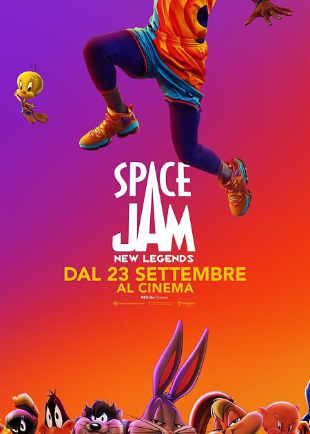 SPACE JAM - NEW LEGENDS (1H55')