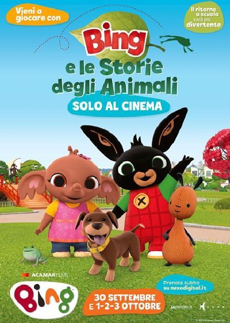 BING E LE STORIE DEGLI ANIMALI