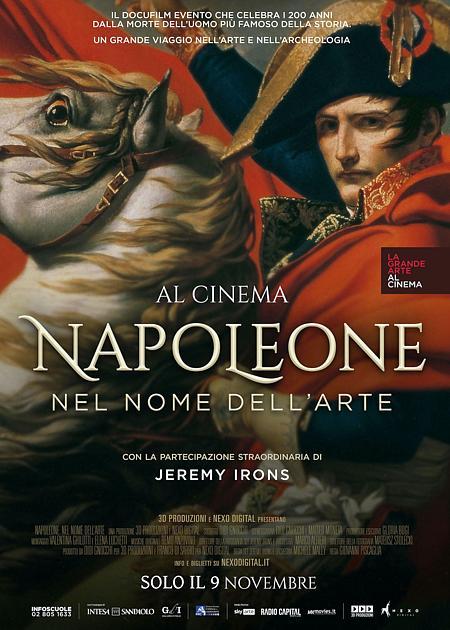 NAPOLEONE - NEL NOME DELL'ARTE