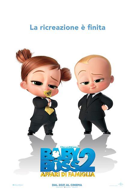 BABY BOSS 2: AFFARI DI FAMIGLIA (1H40')